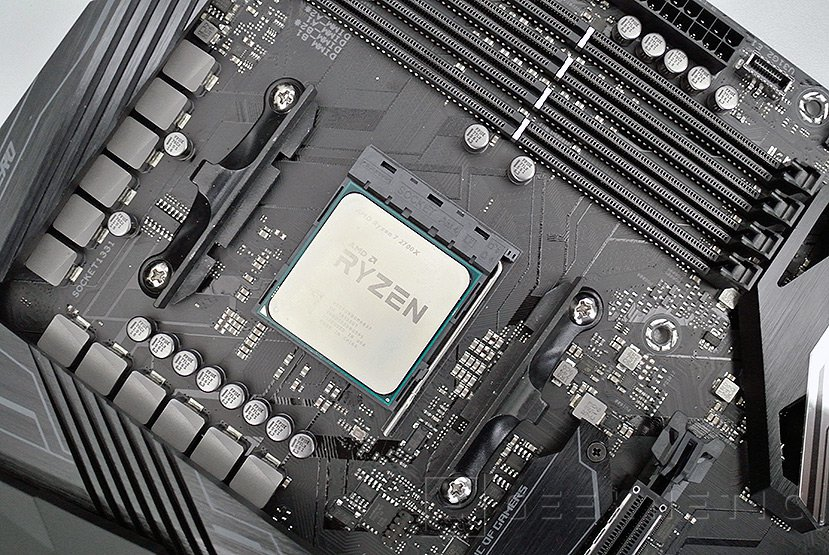 Amd ryzen 7 2700 for Arquitectura 128 bits