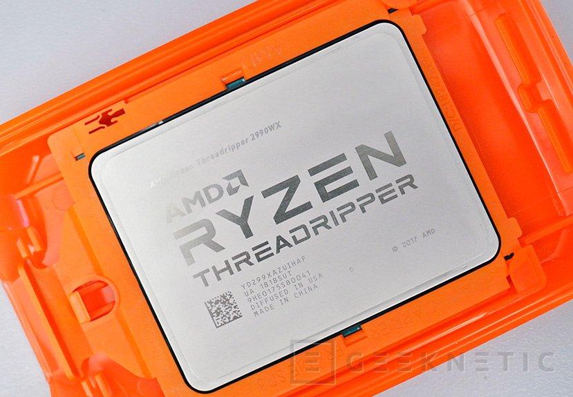Review AMD Ryzen Threadripper 2990WX