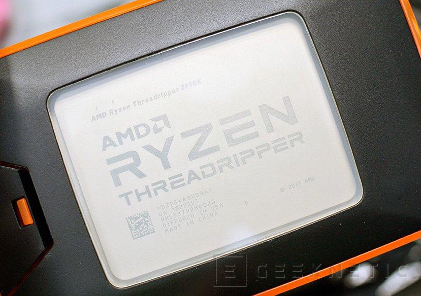 Review AMD Ryzen Threadripper 2950X