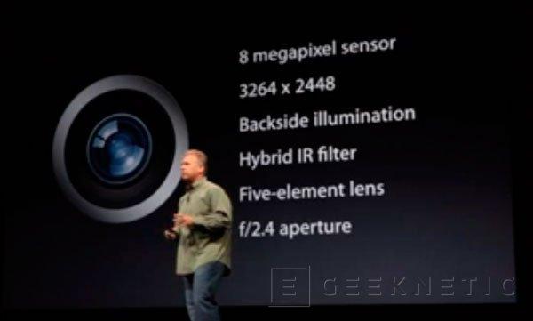 Apple presenta el iPhone 5. Disponible en España el 28 de Septiembre, Imagen 3