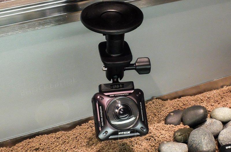 Nikon entra en el mercado de las cámaras de acción con la nueva KeyMission 360, Imagen 3