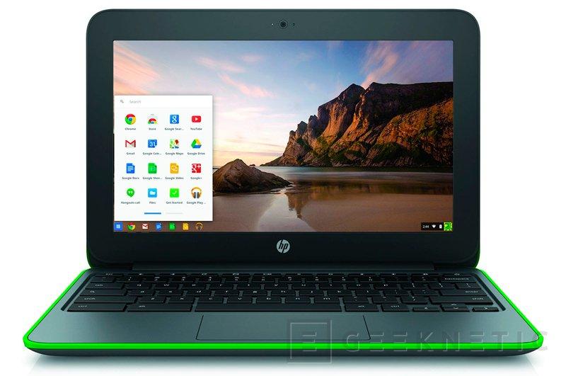 HP anuncia un nuevo Chromebook para entornos educativos, Imagen 1