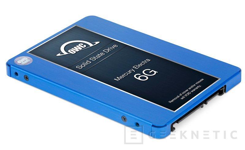 OWC Mercury Electra, nuevo SSD de 2 TB de capacidad, Imagen 1