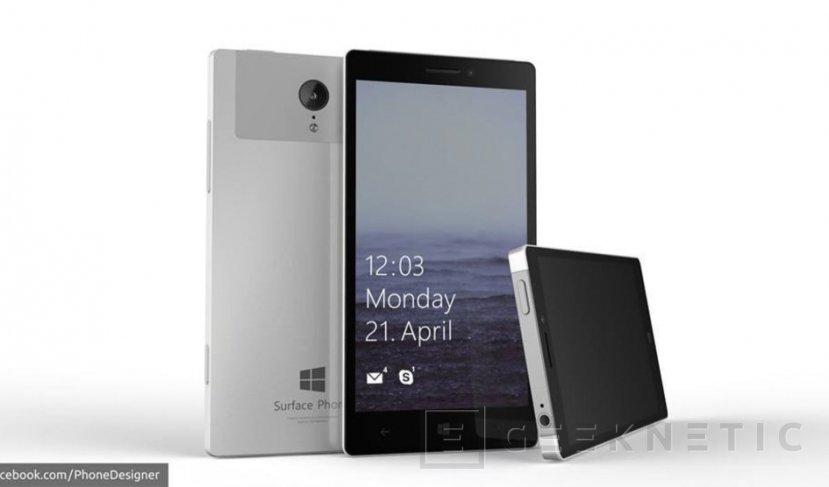 Microsoft menciona un Lumia Phone X como un smartphone de la gama alta, Imagen 1