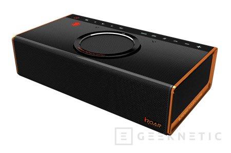 Creative iRoar, nuevo altavoz bluetooth de gama alta, Imagen 1