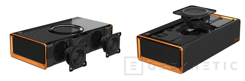 Creative iRoar, nuevo altavoz bluetooth de gama alta, Imagen 2