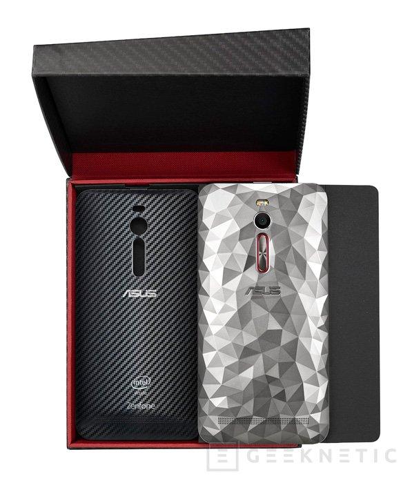 La edición especial del ASUS ZenFone 2 Deluxe se actualiza con más potencia y 256 GB de memoria, Imagen 1