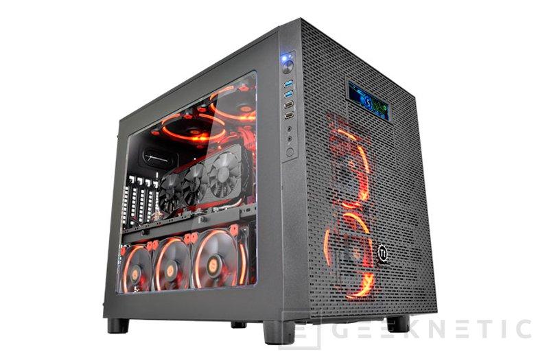 Nuevas torres Core X5 de Thermaltake, Imagen 1