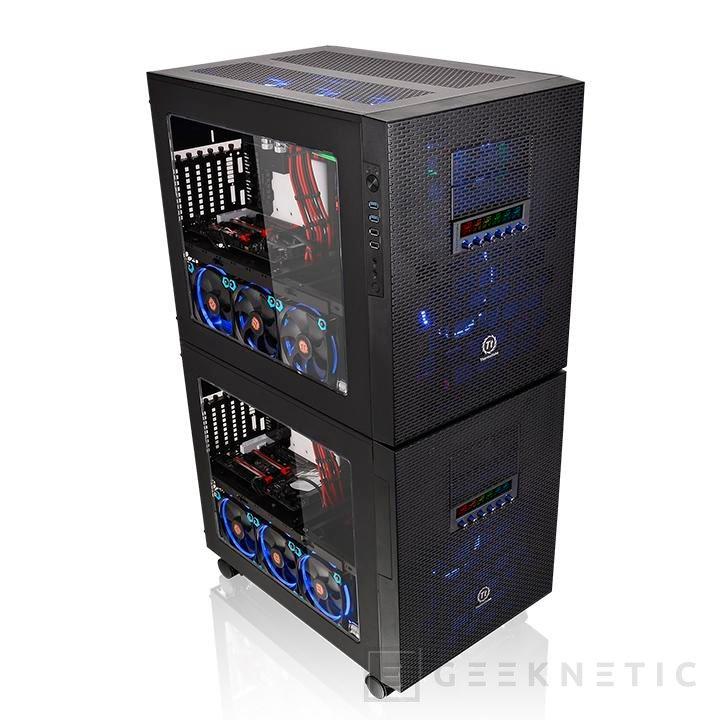 Nuevas torres Core X5 de Thermaltake, Imagen 2