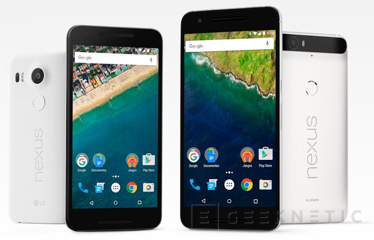 Google rebaja sus Nexus 5X y Nexus 6P pero solo de manera temporal, Imagen 1