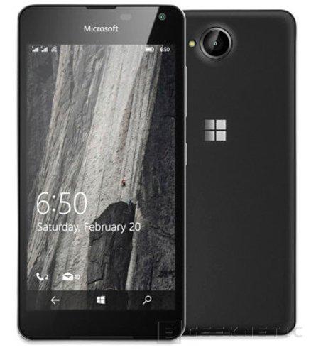 El Lumia 650 ya se puede reservar antes de su lanzamiento, Imagen 1