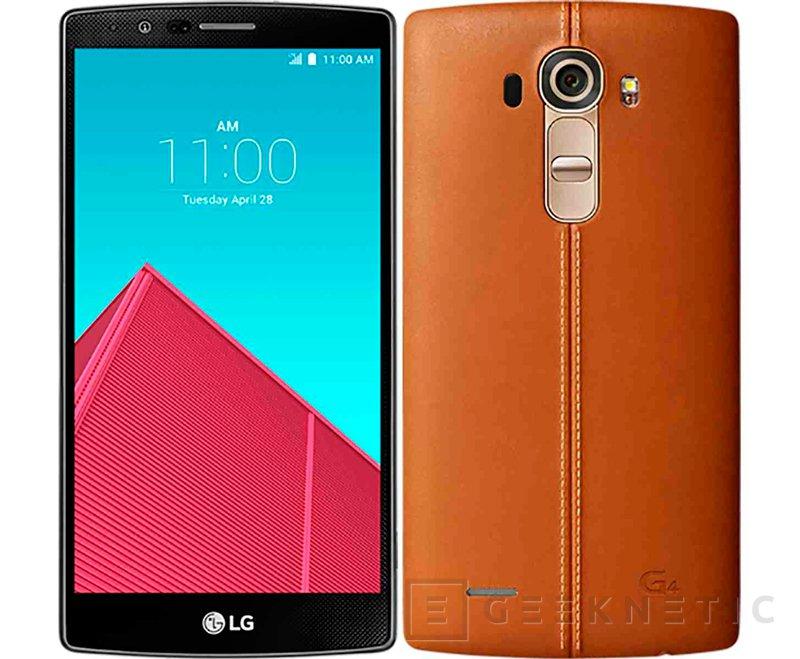 LG confirma un fallo de hardware en todos sus G4, Imagen 1