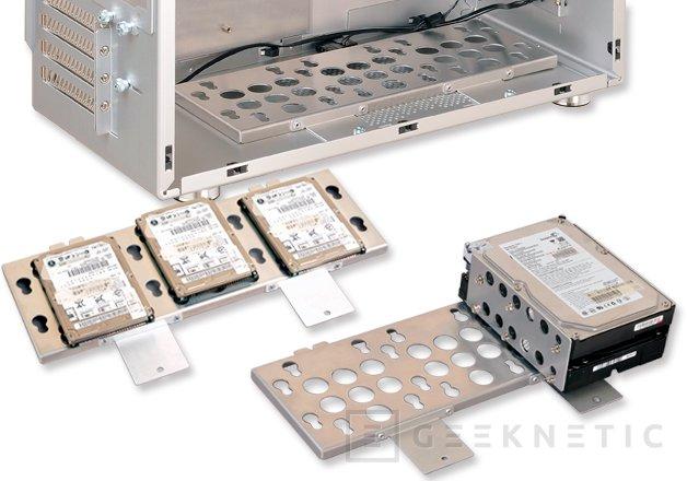 Lian Li PC-M25, nueva torre compacta para mini servidores o NAS, Imagen 3