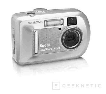 Kodak lanza nuevas Cámaras, Imagen 2