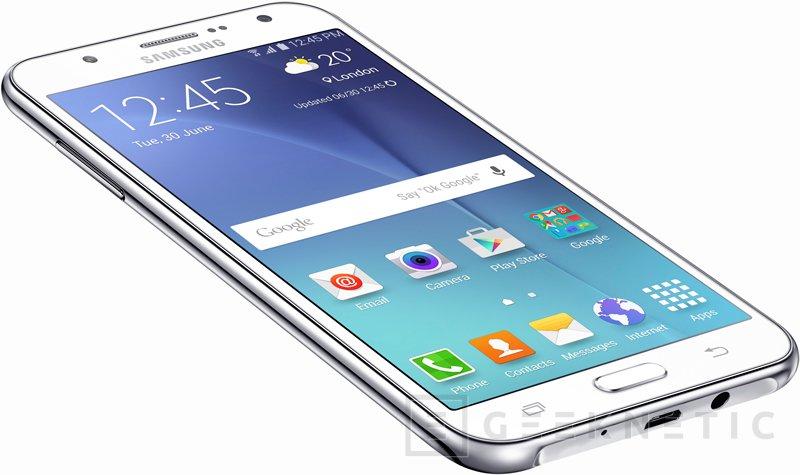 Se filtran las especificaciones del Galaxy J7 de Samsung, Imagen 1