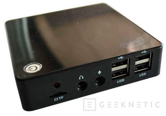 Nuevos mini PCs de MeegoPad con Intel Cherry Trail, Imagen 3