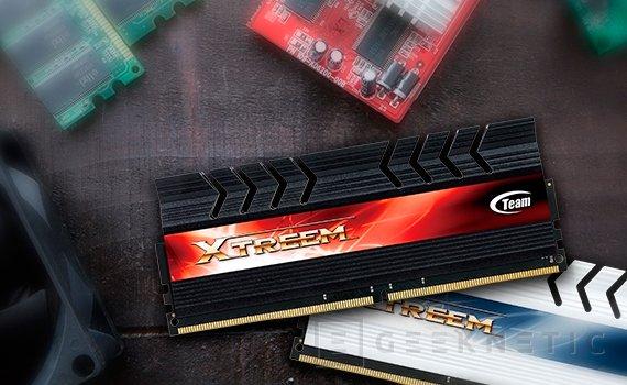 Las nuevas memorias DDR4 Team Xtreem de Team Group alcanzan los 4.000 MHz, Imagen 1