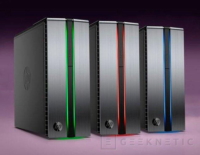 Nuevos PCs Gaming HP Envy Phoenix con GTX 980 Ti y R9 390X, Imagen 1