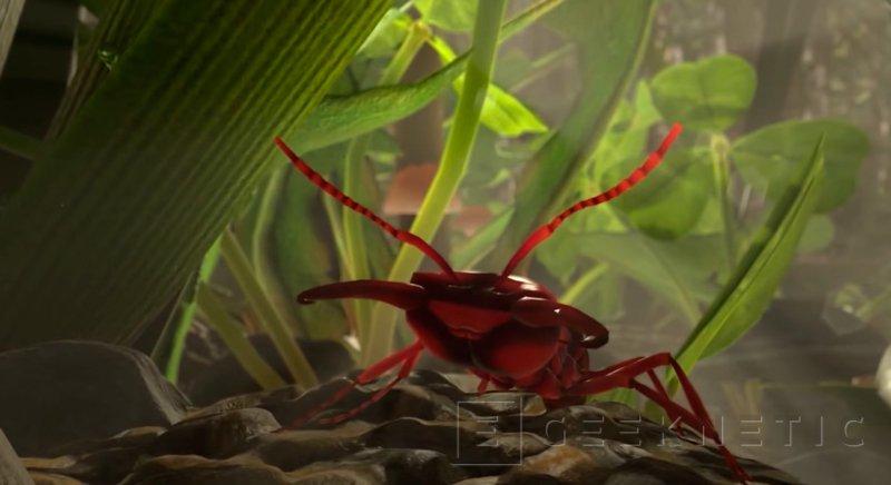 Se cancela el Ant Simulator al gastarse los fondos de la campaña de financiación en