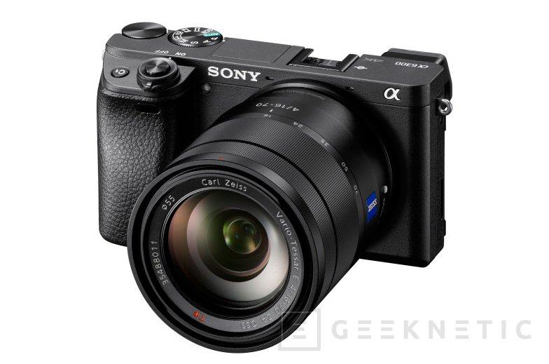 Sony a6300, la cámara con el autoenfoque más rápido del mundo, Imagen 1