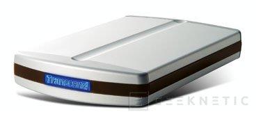 Trascend lanza al mercado tres unidades externas para discos duros, Imagen 1