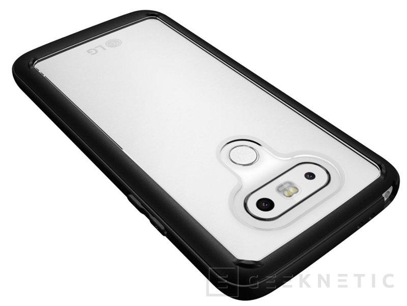 Se filtra el diseño del nuevo LG G5, Imagen 1