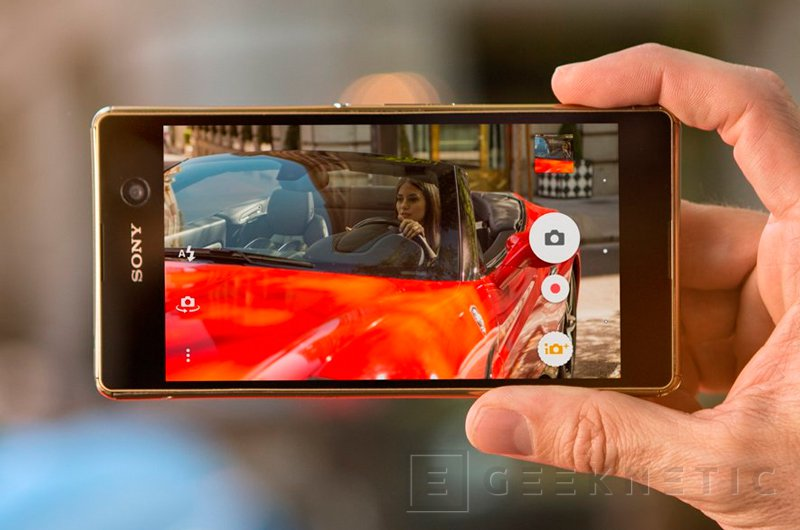 El Sony Xperia M5 con su cámara de 21 megapíxeles llega a España por 399 Euros, Imagen 1