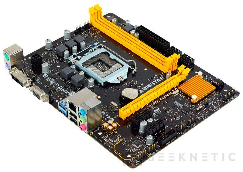 BIOSTAR H110MD PRO, nueva placa base microATX económica para Skylake, Imagen 1