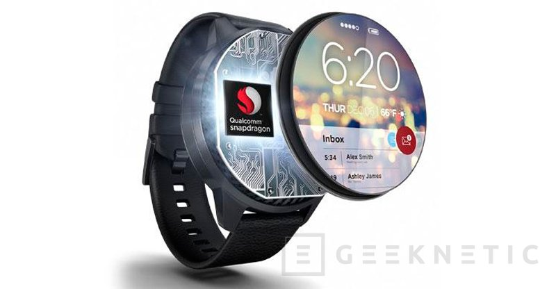 Snapdragon Wear 2100, un SoC para wearables, Imagen 1