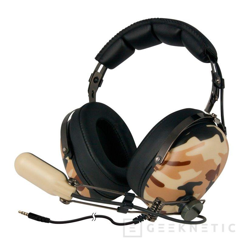 Nuevos auriculares Arctic P533 para jugadores, Imagen 1