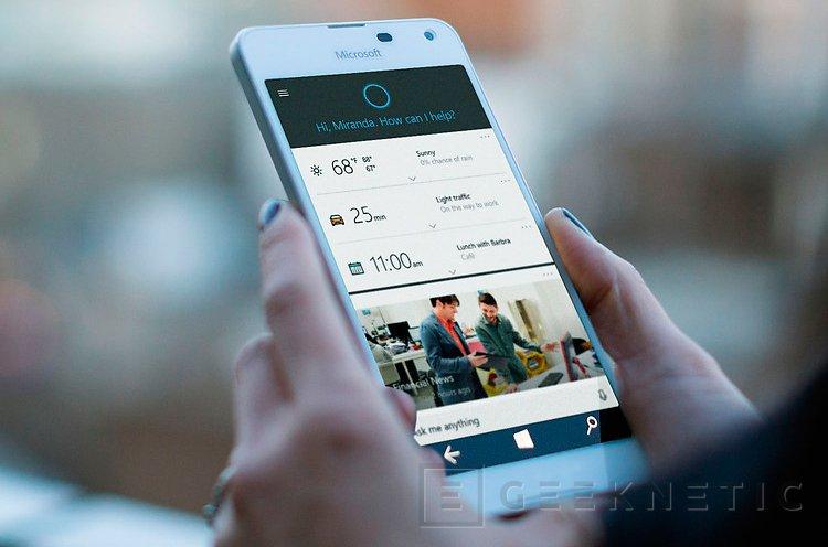 Microsoft presenta oficialmente el Lumia 650 con un Snapdragon 212, Imagen 2