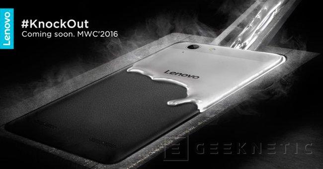 El Lenovo Lemon 3 Plus hará su aparición en el MWC 2016, Imagen 1