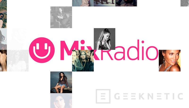 Line cierra el servicio musical MixRadio, Imagen 1