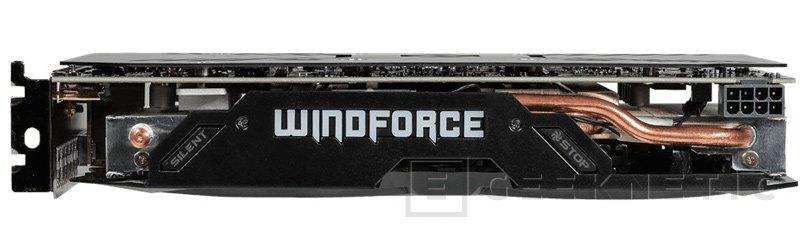 Gigabyte lanza una nueva Radeon R9 380X con disipador WindForce 2X, Imagen 2