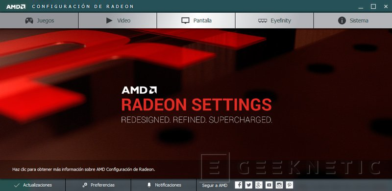Ya disponibles los drivers AMD Radeon Software con soporte para Vulkan, Imagen 1