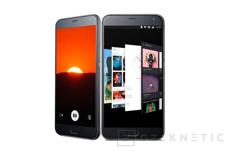 Meizu Pro 5 es el smaprthone con Ubuntu más potente del mercado, Imagen 1