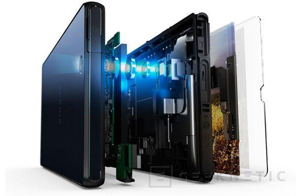 Nuevo sensor fotográfico Sony IMX318 de 22,5 megapíxeles para smartphones, Imagen 3
