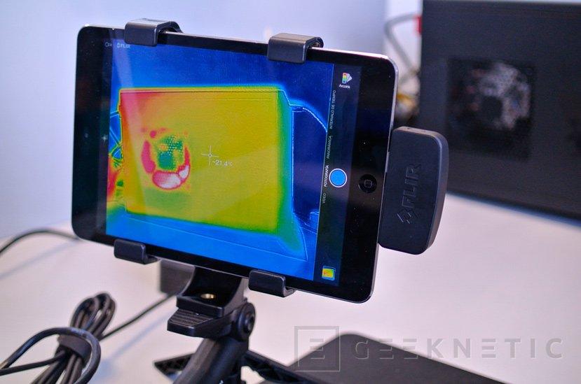 Caterpillar S60, el primer smartphone con cámara térmica incorporada, Imagen 2