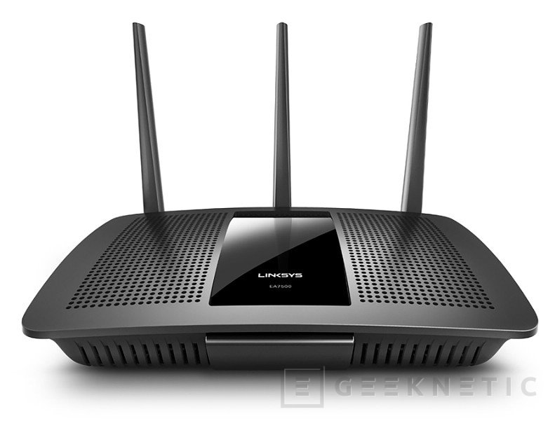 Linksys EA7500, nuevo router WiFi 802.11ac a 1.900 Mbps, Imagen 1