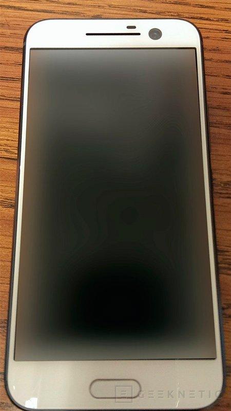 Nueva filtración deja ver el HTC One M10 en color blanco, Imagen 1