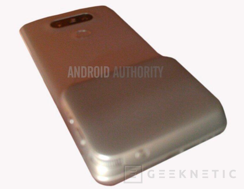 El LG G5 tendrá un sistema modular de baterías y otros accesorios, Imagen 2
