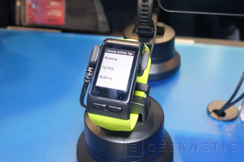 Garmin Vivoactive HR, nuevo reloj monitorizador con detección automática de actividad y GPS, Imagen 2