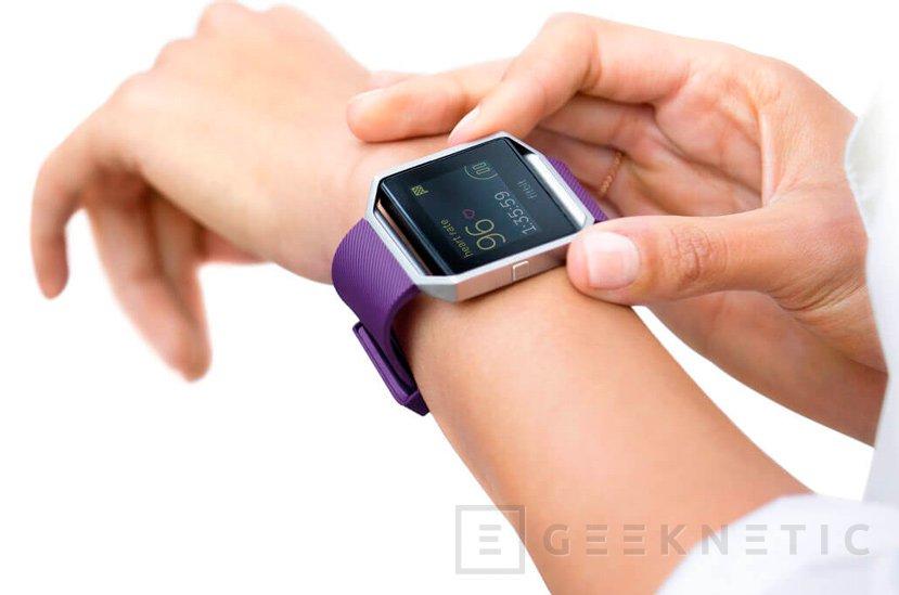 Fitbit Blaze, nuevo smartwatch orientado a la monitorización de actividad, Imagen 1