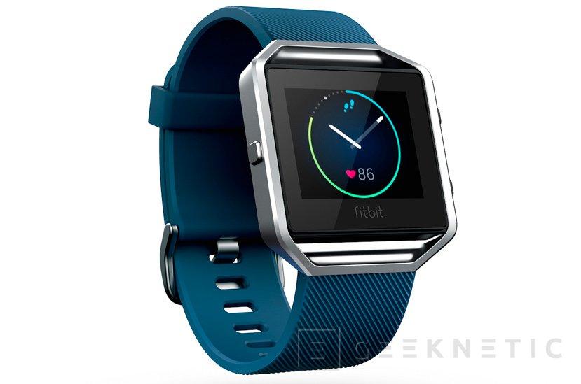 Fitbit Blaze, nuevo smartwatch orientado a la monitorización de actividad, Imagen 2