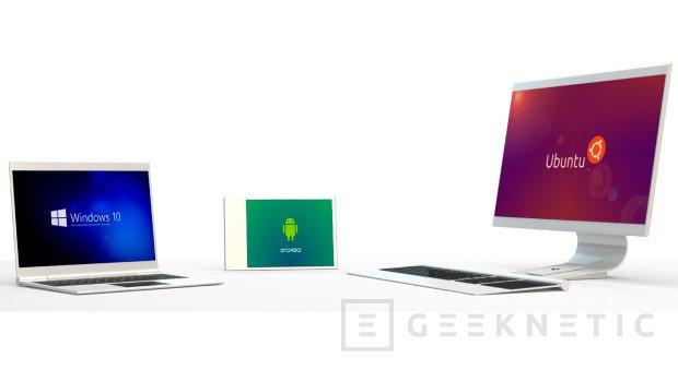 NexDock convierte smartphones, tablets o Sticks HDMI en un portátil, Imagen 1