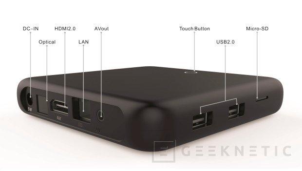 El mini PC Unuiga S905 se decanta por Remix OS y un precio de tan solo 25 Dólares, Imagen 2