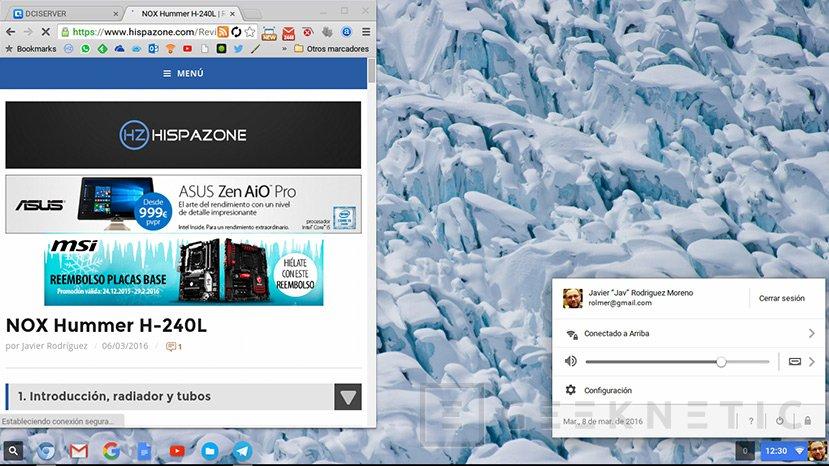 Instala Chrome OS en tu PC con CloudReady [Septiembre 2019]