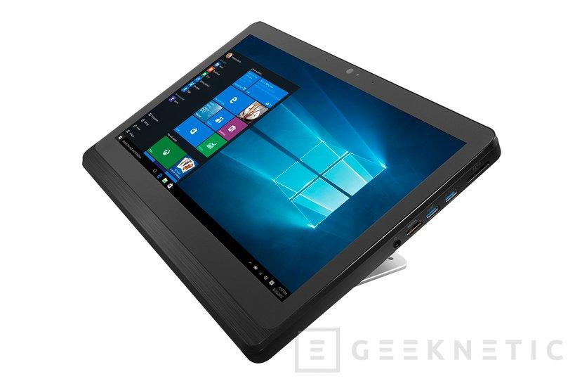 Nuevo híbrido entre All in one y tablet MSI Pro 16 Flex, Imagen 1