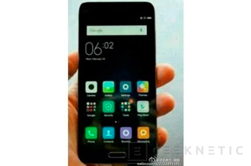 Xiaomi quiere competir con el iPhone SE con un nuevo terminal de 4.3 pulgadas, Imagen 1