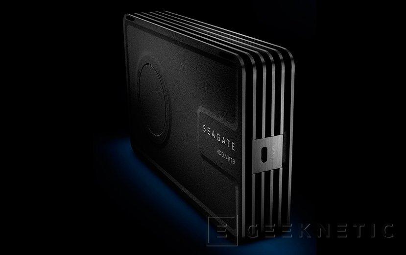 El nuevo HDD externo de 8 TB de Seagate funciona alimentándose tan solo del USB, Imagen 1